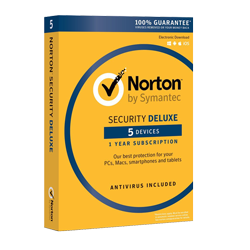 Norton Security Deluxe 1-Year Subscription