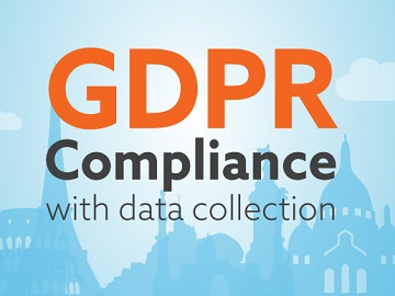 GDPR Compliance – What this means for Data Collection (Infographic)