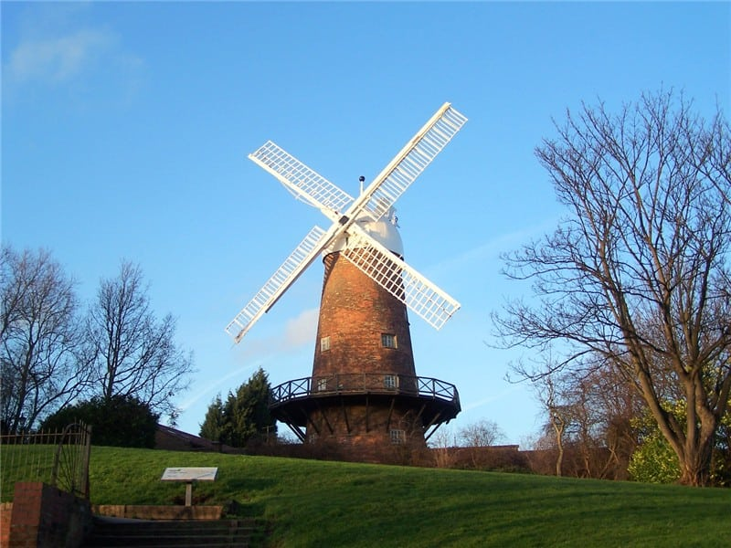 Heritage science centre gets wind-powered website