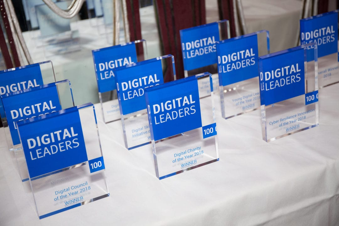 Pioneering charities sought for digital award