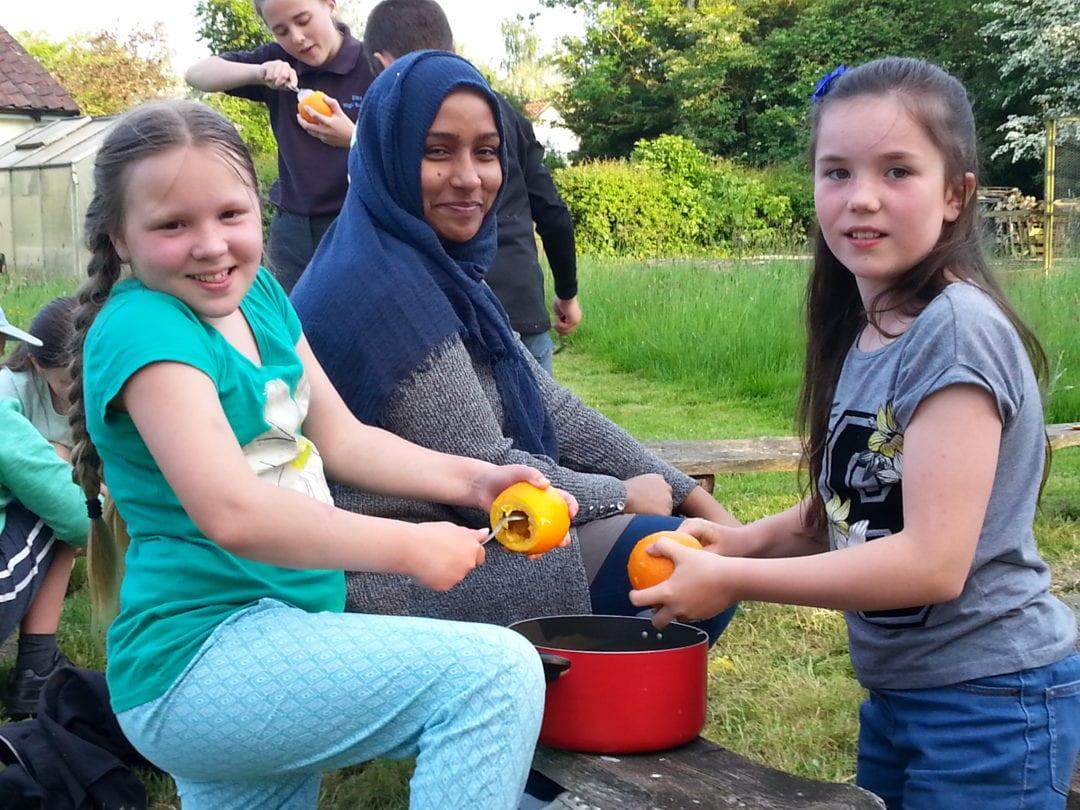 Woodcraft Folk launch social media call for volunteers