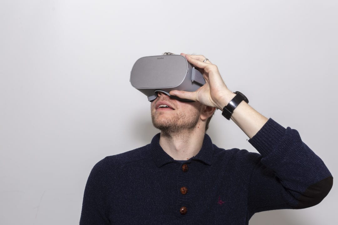 Hospital charity launches virtual reality tour