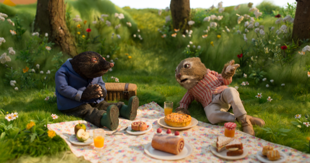Celebrities star in Wildlife Trusts' Wind in the Willows video