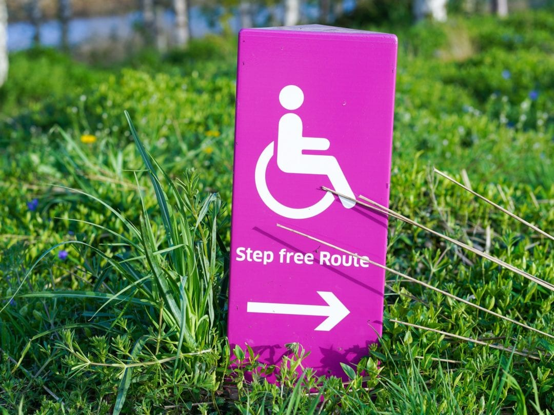 Charity to create 'Domesday' sized UK disability access map