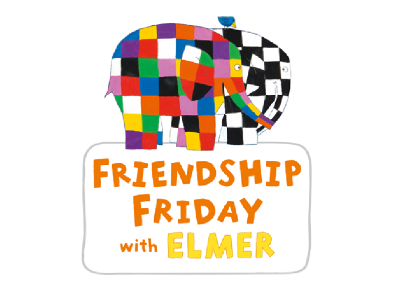 Anti-bullying charity links up with Elmer for online schools pack