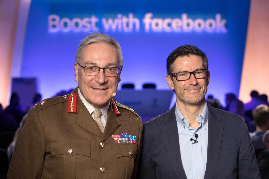Facebook delivers digital skills to armed forces veterans