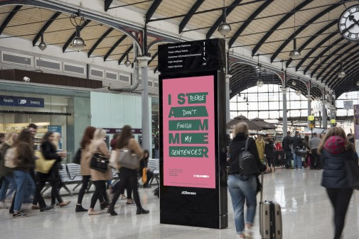 How charities are innovating with digital outdoor advertising