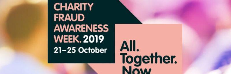 Top five ways to get prepared for Charity Fraud Awareness Week