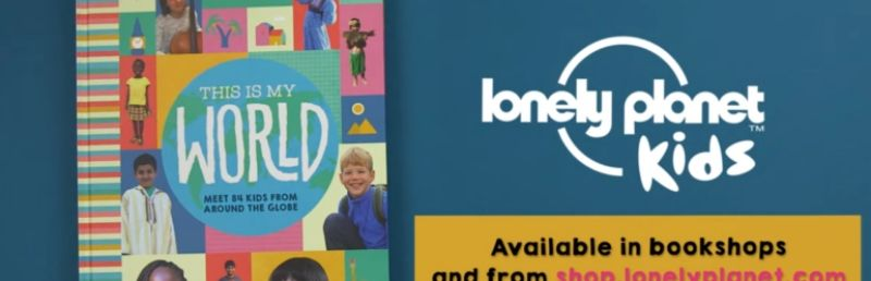 Online promotion launches for Lonely Planet and War Child UK link up