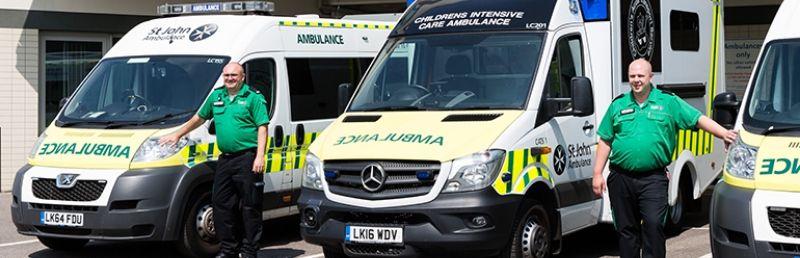 St John Ambulance hit by ransomware attack