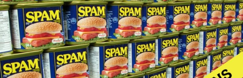 "Free webinar shows charities how to beat ""those pesky spam filters"""