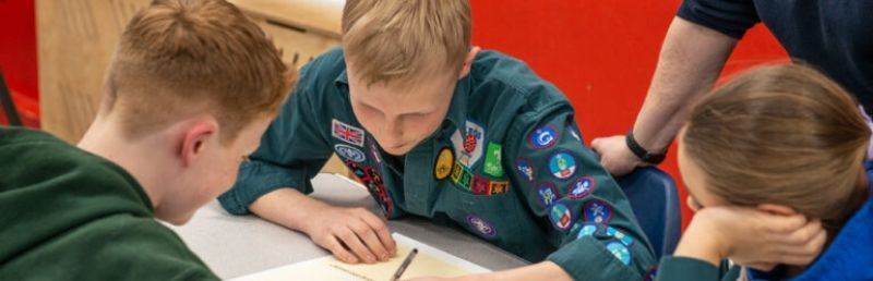 Digital activities tool offers 'game changing' support to Scout volunteers