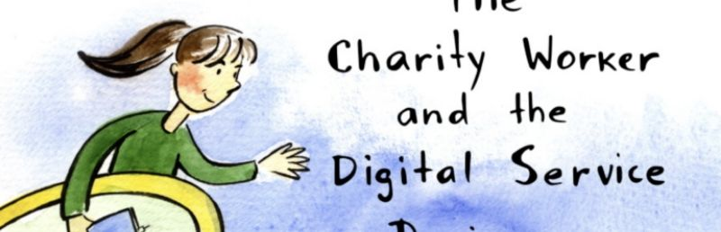 Digital service design focus of 'modern day fable' for charities
