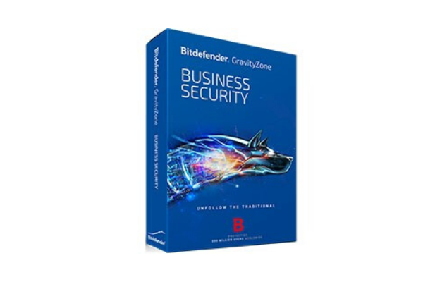 Bitdefender GravityZone Business Security, 10 Users