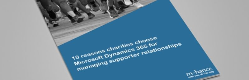 10 benefits of Microsoft Dynamics 365 for charities