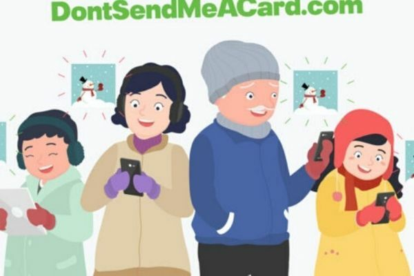 Charity e-card platform boosts services