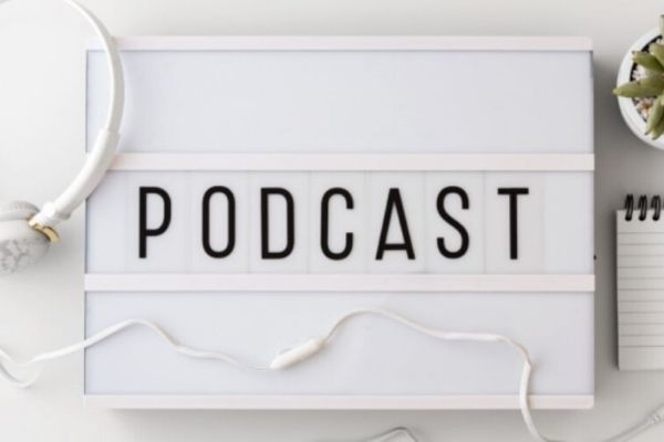 Listen to the very first Charity Digital Podcast