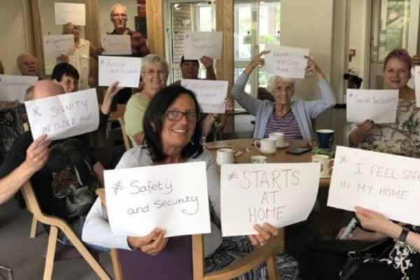 How #StartsAtHome uses social media to put the spotlight on supported housing
