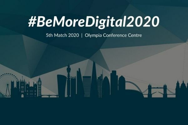 Join us for the #BeMoreDigital 2020 Conference