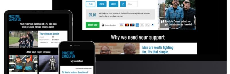 Cancer charity boosts donations through online payments overhaul