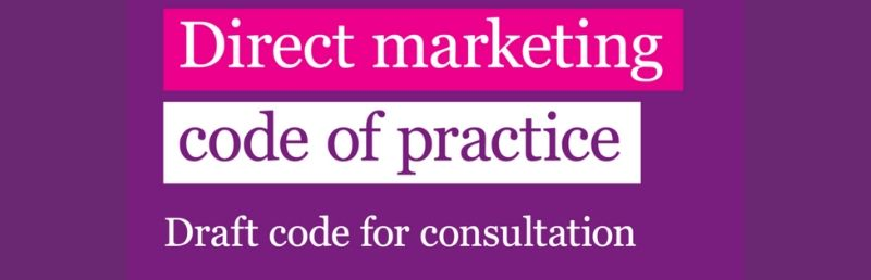 ICO launches direct marketing consultation