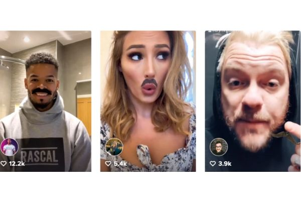 Movember launches £10,000 link up with TikTok