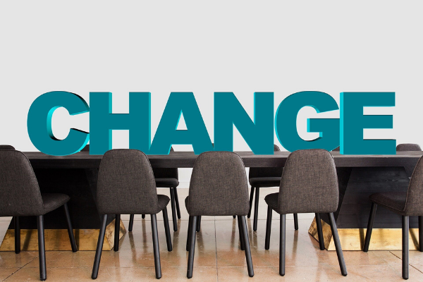 A charity guide to change management