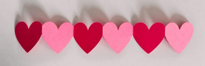 Virtual Valentine's Day fundraising ideas