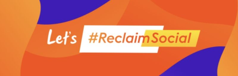 Social media day of action launches to #reclaimsocial
