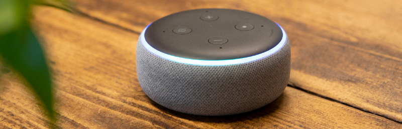 Charity uses Alexa for home safety warnings