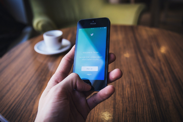Charity uses Twitter's hidden reply feature for domestic abuse campaign