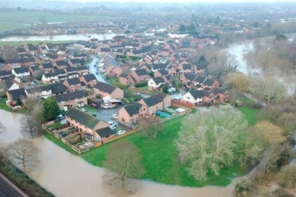 UK Flood victims receive emergency funds through pre-paid cards