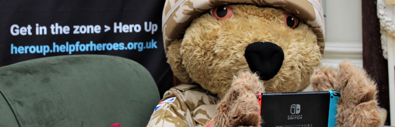 Help for Heroes turns to gamers for fundraising campaign