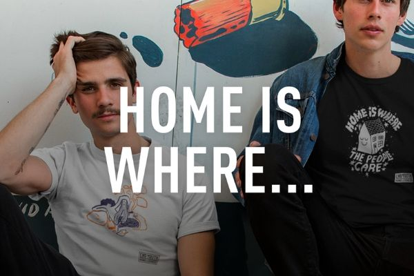 Charities and artists launch online #HomeIsWhere campaign to highlight youth homelessness