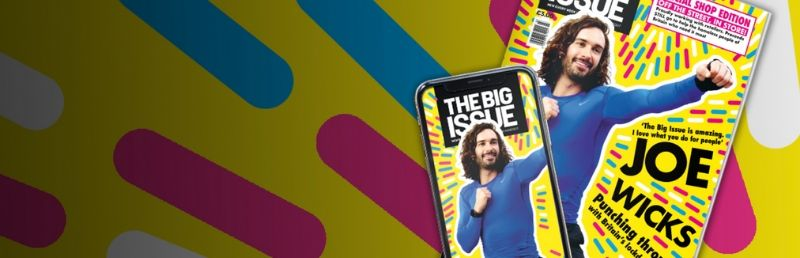 Big Issue goes digital to keep supporting street sellers during lockdown