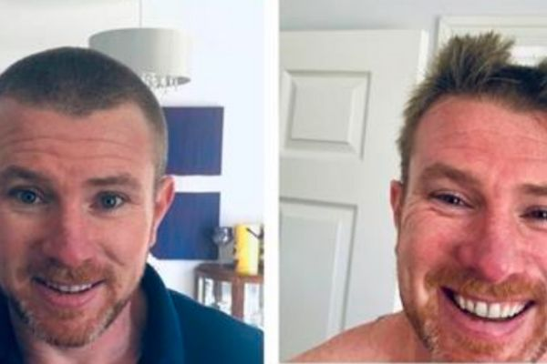 HaircutForCharity online campaign launches