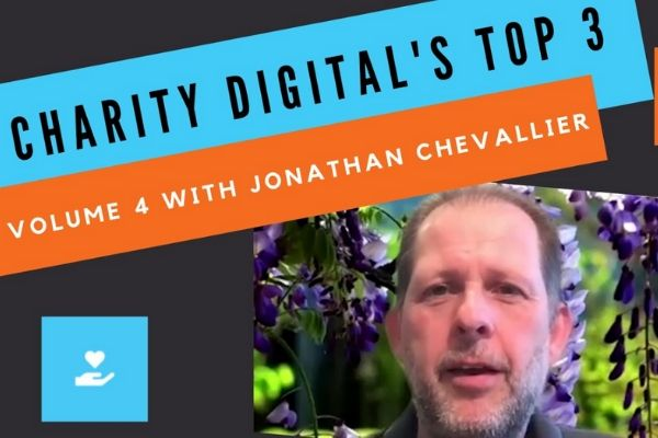 The Charity Digital Top 3 – Covid-19 and digitising services for the long term