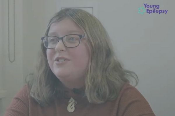 Epilepsy charity's web launch focuses on video content made by young people