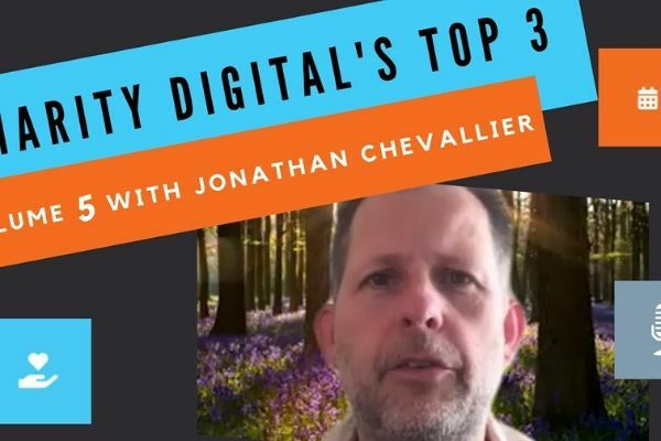 The Charity Digital Top 3  – Innovative fundraising during Covid-19 lockdown