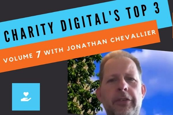 The Charity Digital Top 3 – Sustainability in the charity sector