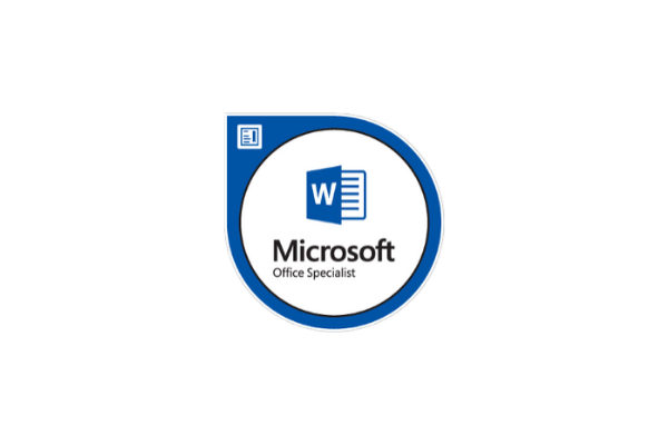 Microsoft Office Specialist Word 2019 Certification