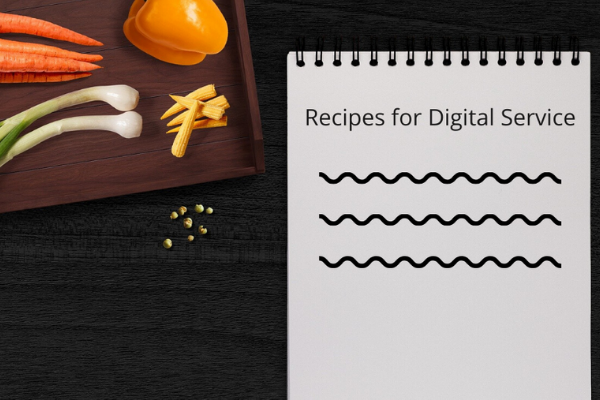 Charities share digital recipes for successful service design and delivery