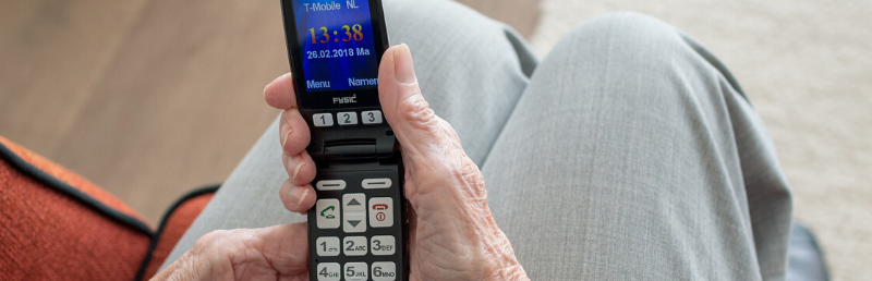 How charities are reaching out to tech-averse service users