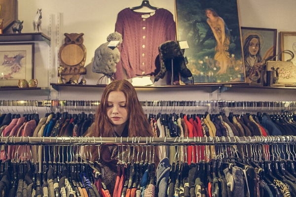 Charity shops reopen today - but their future is digital
