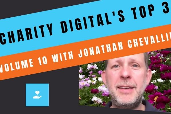 The Charity Digital Top 3: Exciting new events and initiatives for charities