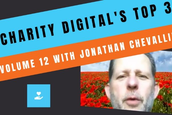 The Charity Digital Top 3: Working towards change