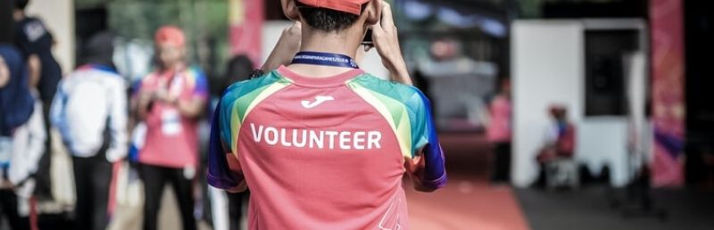 How charities can get involved in Volunteers' Week