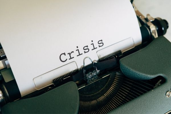 Fighting crisis with content