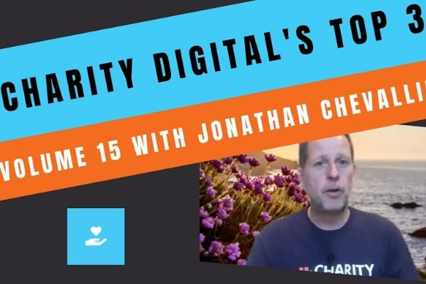 The Charity Digital Top 3: Researching and understanding your charity's beneficiaries