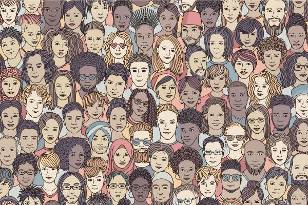 Diversifying digital audiences